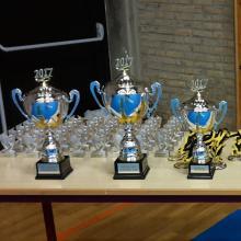 VJC finale 2017 bekers en medailles